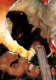 Punisher vs Anti-Venom