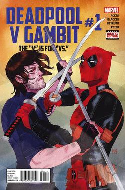 Deadpool v Gambit Vol. 1 -1