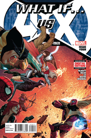 What If AvX Vol. 1 -4
