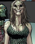 Carlie as Monster