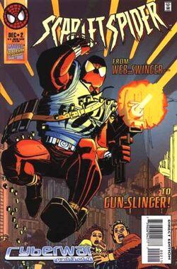 Scarlet Spider Vol 1 2