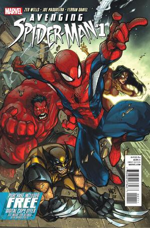 Avenging Spider-Man Vol 1 1