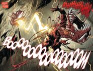 Klaw defeats Carnage
