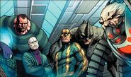 Sinister Six in Ends of Earth