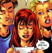 Ultimate Spider-Man 65 Mary Jane Watson