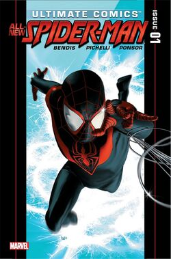 Ultimate Comics Spider-Man Vol 2 1 0001