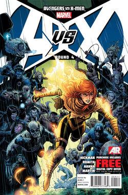 Avengers vs X-Men Vol. 1 -4