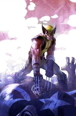 What If Wolverine Enemy of the State Vol 1 1 Textless