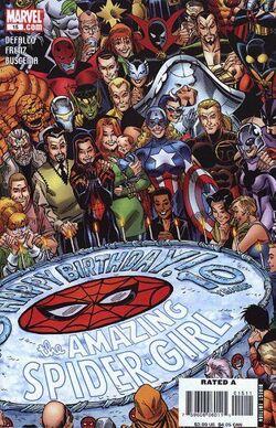 Amazing Spider-Girl Vol 1 15