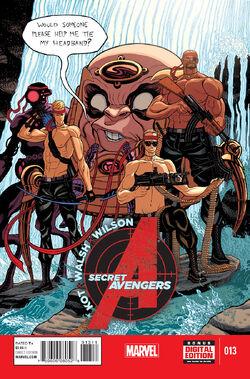 Secret Avengers Vol. 3 -13