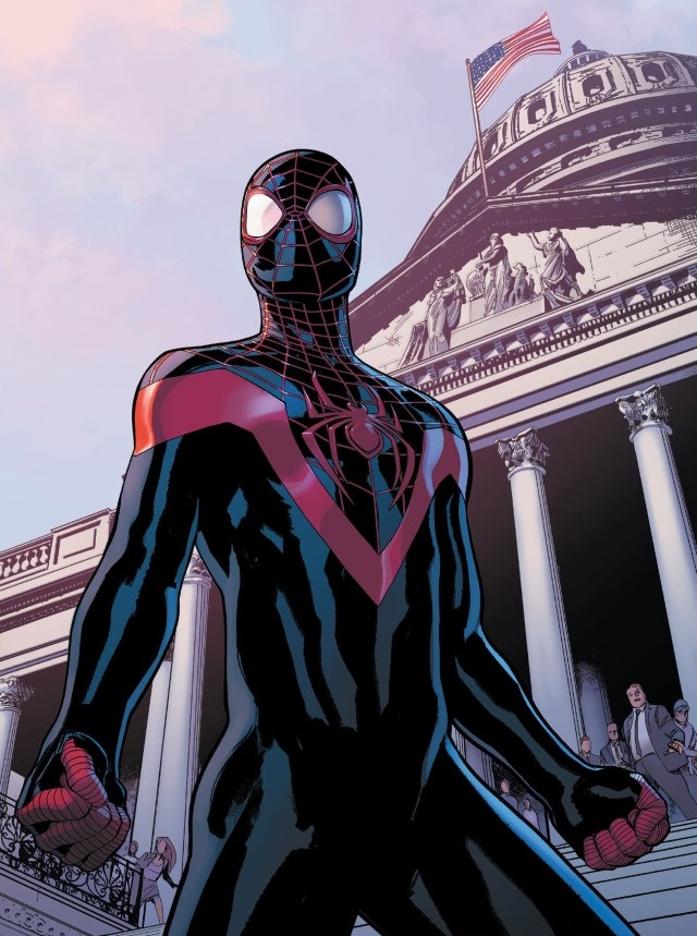 Category Miles Morales Variations