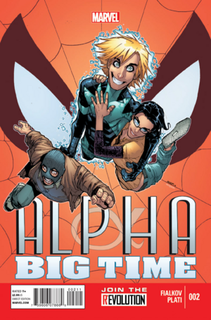 Alpha Big Time Vol. 1 -2