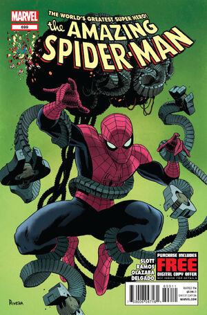 Amazing Spider-Man Vol. 1 -699