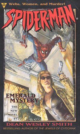 Spider-Man Emerald Mystery (Novel)