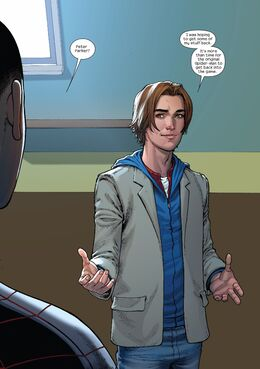 Peter Parker (Earth-1610) from Miles Morales - Ultimate Spider-Man 01.jpg