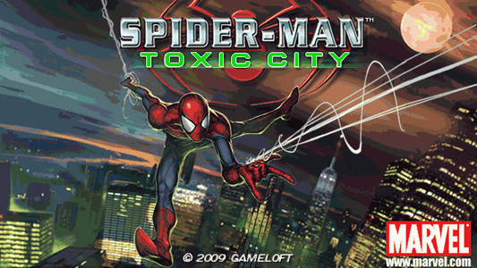 Archivo:Spiderman Toxic city logo.png