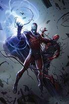 Astonishing X-Men Vol. 4 -3 Venomized Magneto Variant Textless