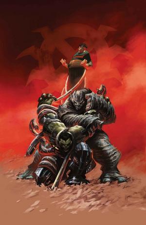 Indestructible Hulk Special Vol. 1 -1