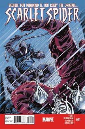 Scarlet Spider Vol. 2 -21