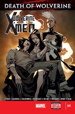 Wolverine and the X-Men Vol. 2 -11
