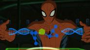 Spiderman genius chemist