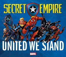Secret Empire promotional poster