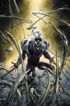 X-Men Gold Vol. 2 -11 Venomized Omega Red Variant Textless