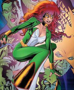 Alana Jobson (Earth-616)