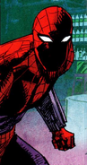 Marc Spector (Earth-616) as Spider-Man