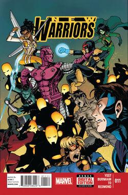 New Warriors Vol. 5 -11