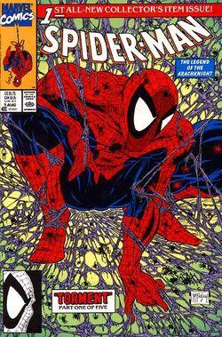 Spider-Man Vol 1 1 (1)