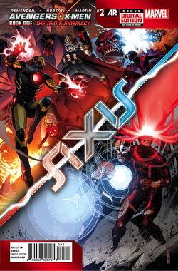 Avengers & X-Men AXIS Vol. 1 -2