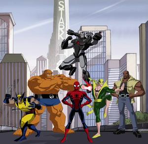 New Avengers (Earth-8096)