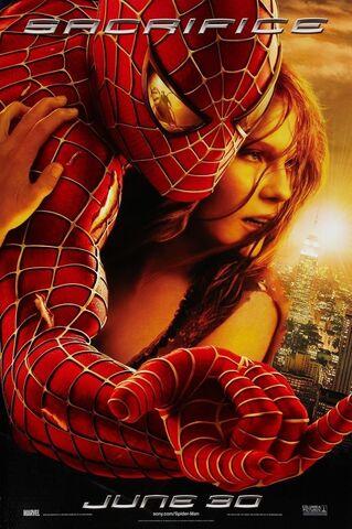 File:Spider-Man 2 - Sacrifice - Poster.jpg
