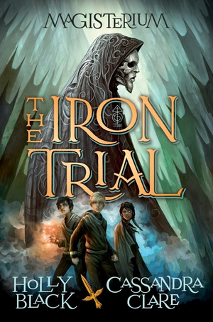 The Iron Trial cover