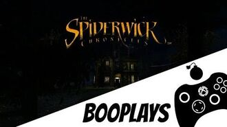 """B00Plays """"The Spiderwick Chronicles"""" MY UNDYING LOVE FOR SARAH BOLGER"""