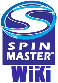 Spin Master Wiki Official Logo 2011