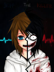 Jeff the killer before and after by ren ryuki-d62e3a6