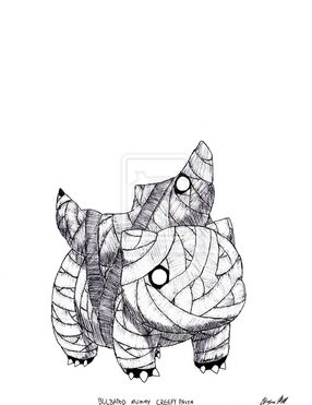 Bulbapod by happyblueneo-d53i7qs