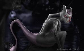 Mewtwo by makohazard-d5oz1ga