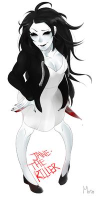 Jane the killer by moto0523-d566srz