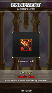 Yanarta§'s Sword