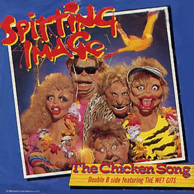 220px- Spitting Image The Chicken Song Vinyl