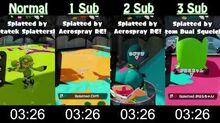 Splatoon Quick Respawn Ability Squid Science-0