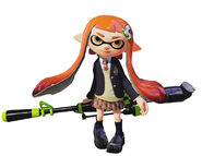 Splatoon School Uniform