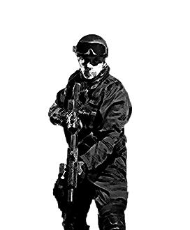 Sprecher soldat