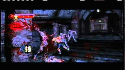 Splatterhouse Playthrough Part 4 The Doll That Bled 2 3