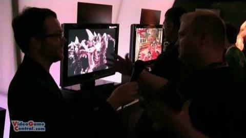 E3 2010 Splatterhouse Interview & Gameplay - VideoGameCentral