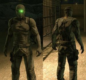 SCC 3E Shadow Armor