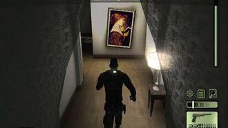 Splinter Cell 1 PS2 PCSX2 HD Walkthrough Прохождение – Миссия 2 Полицейский участок
